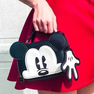 Mickey Mouse Disney Purse